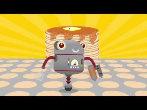 Pancake Robot  Parry Gripp