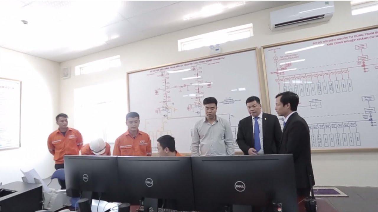 THNB   Lấy khách hàng làm trung tâm – Phương châm của điện lực Ninh Bình