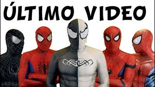 ÚLTIMO VÍDEO DO SPIDER CONSENSE!