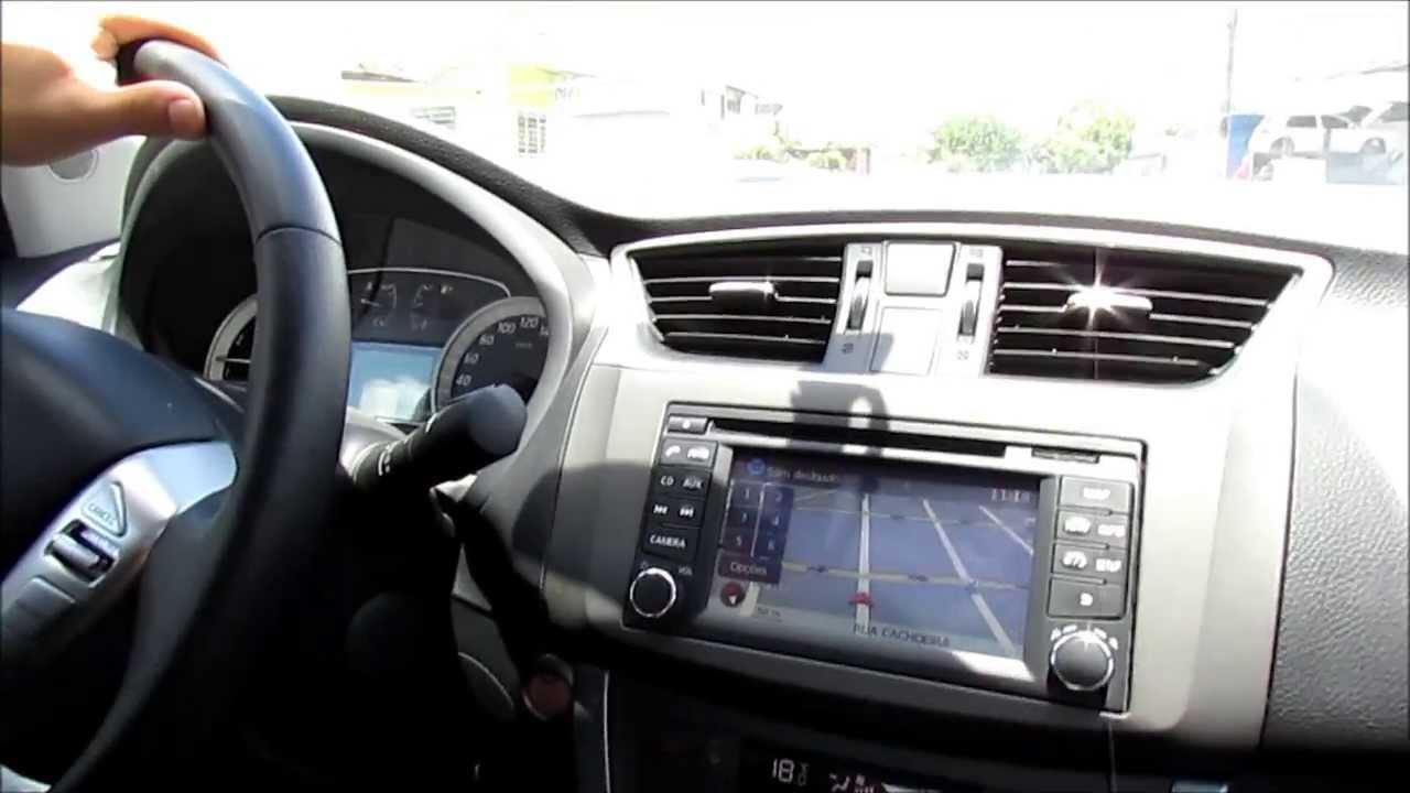 Nice Nissan Sentra SL 2.0 16v 2014