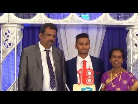 Vinoj  18th Birthday | 01/10/2014 / Varatharajah.