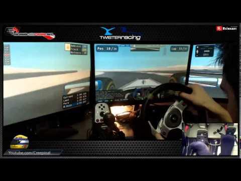 FSR WC 2014 - R1 Bahrain - Full onboard Race