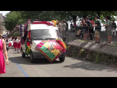 Fête de la Musique, Genève 2012 - Parada Multicultural [HD]