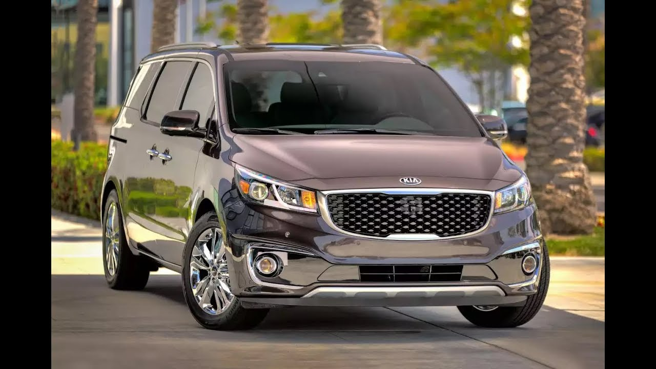 kia sedona 2018 car review youtube