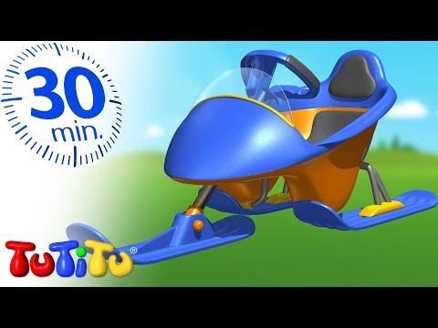 TuTiTu Sports   Sled   30 Minutes TuTiTu Special