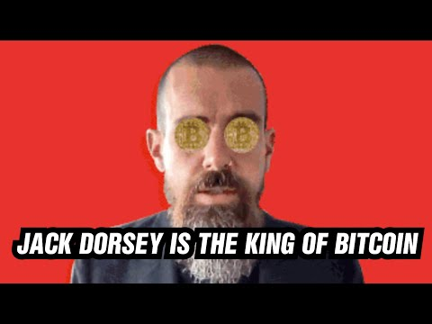 Jack Dorsey Is The Current King Of Bitcoin.