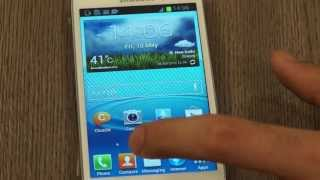 Samsung Galaxy Grand Quattro / Win i8552 duos In  Depth Review - iGyaan