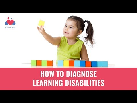 The Procedure for Diagnosing Learning Disabilities