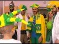 Бразильские фанаты побывали в гостях у пациентов детской больницы в Самаре