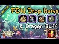 [Forest Dragon] Drop items l Dragon Buff Process l ColieVLOG#90 -【DragonNest SEA】