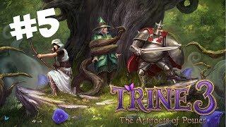 МАЙЛИ САЙРУС С ВЕРЕВОЧКОЙ ● Trine 3: The Artifacts of Power #5 Полное прохождение