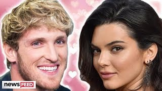 Logan Paul Wants Relationship With Kendall Jenner!