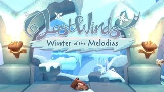 LostWinds 2: Winter of the Melodias App Store App of The Week (November 2012)