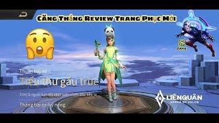 Review Trang Phục Mới ishar Tiểu Thư Gấu Trúc Trang Phục Bậc A - Chí Tôn Game