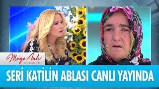 Seri katilin ablası canlı yayında - Müge Anlı İle Tatlı Sert 5 Eylül 2018