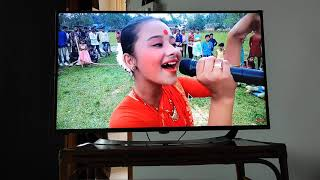 Watch YouTube on Your Smart TV Intex 109 cm 43 inch Ultra HD 4K LED TV LED B4301 UHD SMT