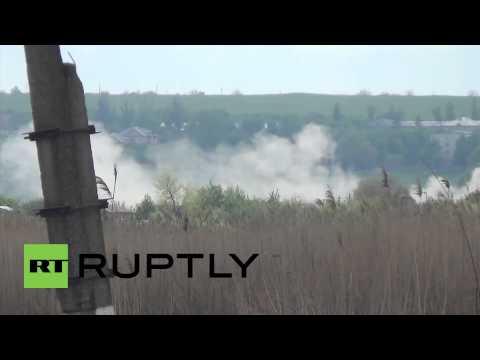 Ukraine: Fighting continues