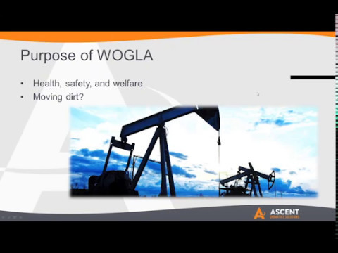 Webinar: Weld Oil and Gas Location Assessment (WOGLA) by Ascent Geomatics Solutions
