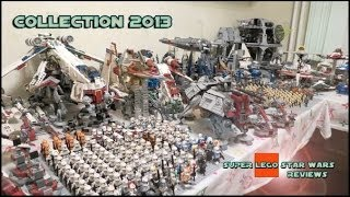My Lego Star Wars Collection 2013 | Моя Коллекция Лего Звёздных Войн 2013