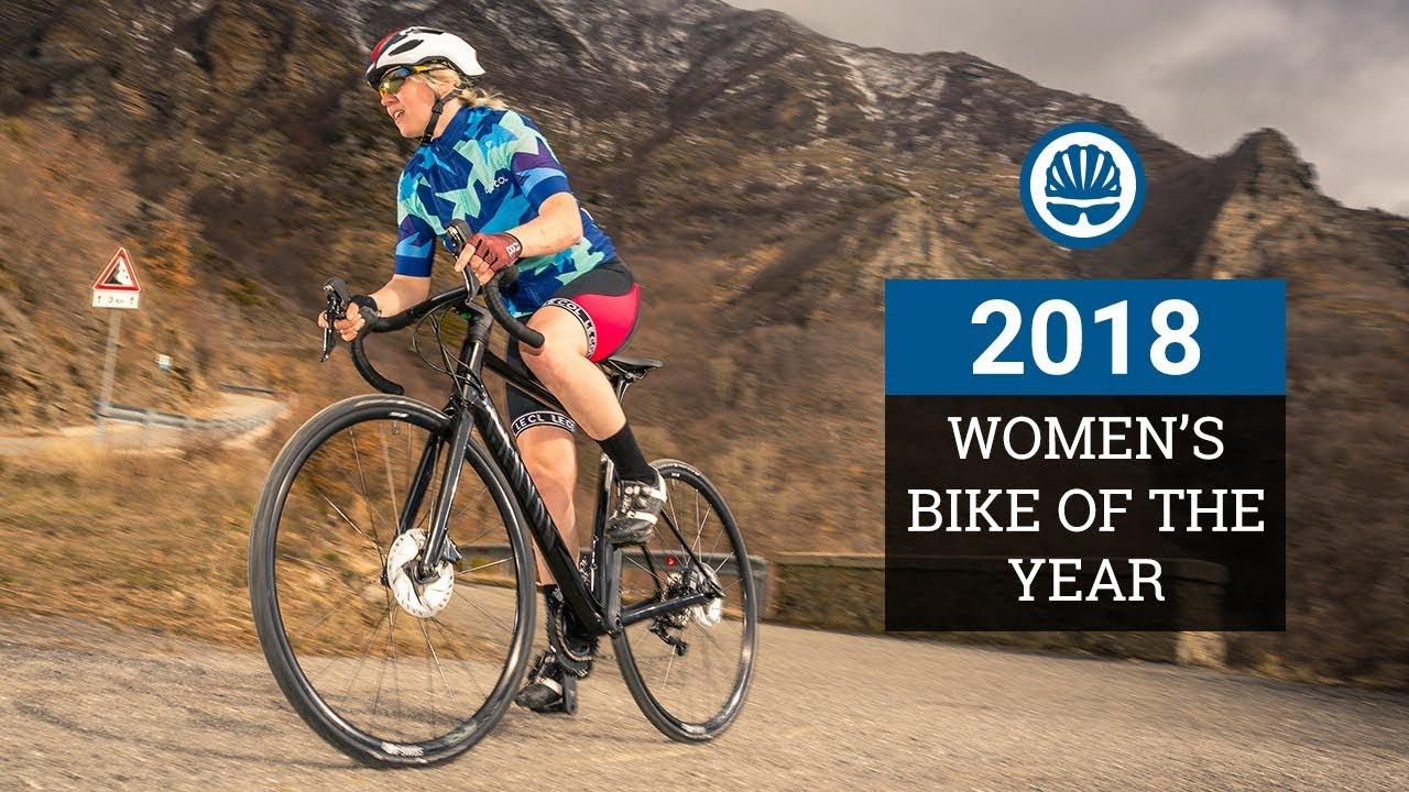Canyon Endurace WMN CF SL Disc 8 0 SL - Women's Bike Of The Year 2018  Contender