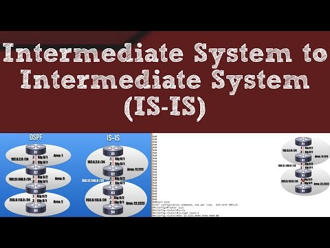 Intermediate System to Intermediate System (IS-IS) Routing Protocol Fundamentals