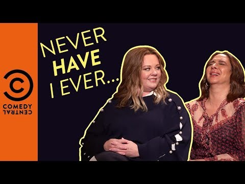 Never Have I Ever with Melissa McCarthy & Maya Rudolph