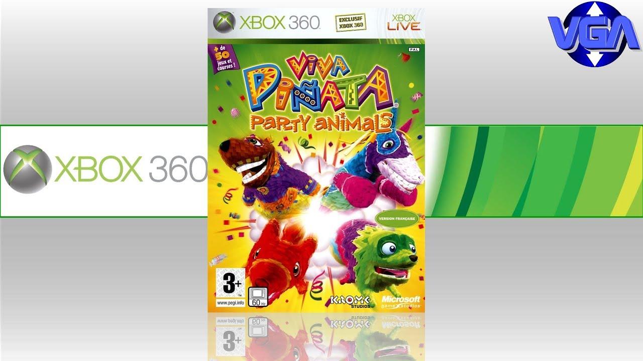 Viva Piñata Party Animals Xbox 360 Iso – Unique Birthday