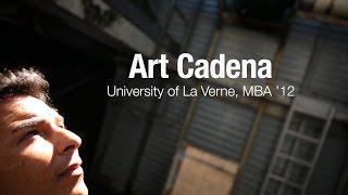 Art Cadena - University of La Verne MBA