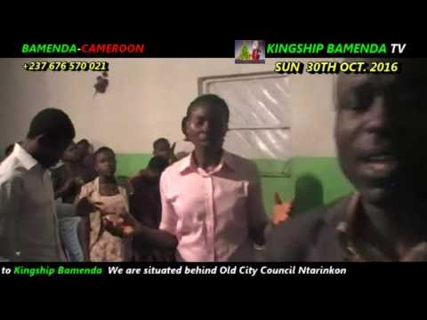 Prophecy About The City Of Bamenda In CAMEROON