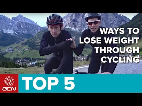 Top 5 Ways To Lose Weight Through Cycling