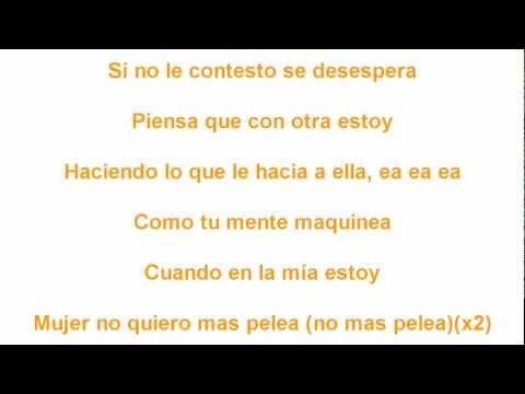 Si No Le Contesto - Plan B - YMP (Official Lyrics) HD