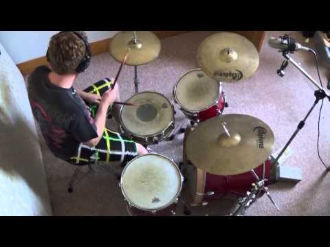 Bloc Party | Positive Tension | Drum Cover | HD