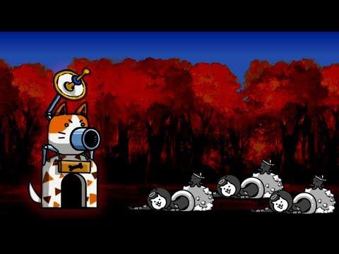 The Battle Cats - Octopus Cat (Sadako True Form)
