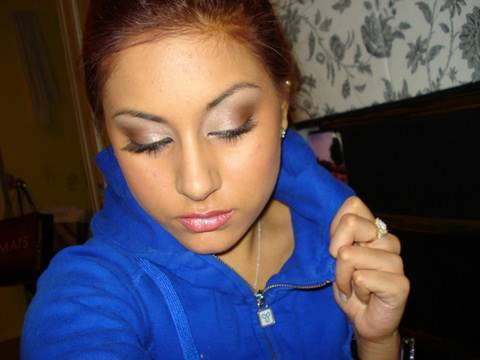 Glamourous Prom Makeup Tutorial - YouTube