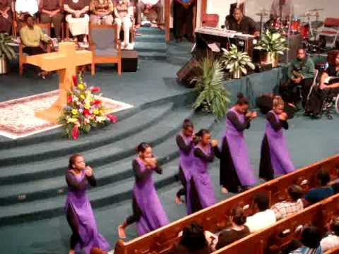 TCWW Youth Praise Dance Team**No Greater Love**