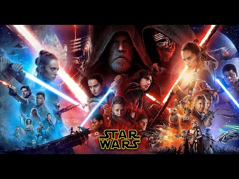 Star Wars: The Force Awakens & The Rise of Skywalker EPIC TRAILER MUSIC