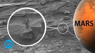 BUKA MATA ANDA ! inilah 5 penampakan paling aneh di planet Mar…