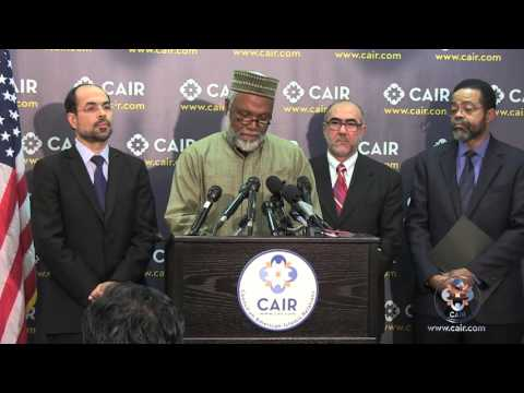 Video: U.S. Muslim Coalition Holds Press Conference in D.C. to Denounce Paris Terror Attacks