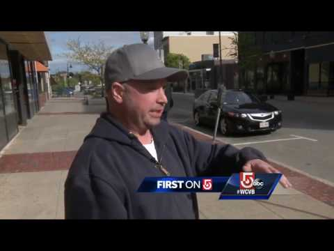 Heated exchange with Fitchburg road rage suspect