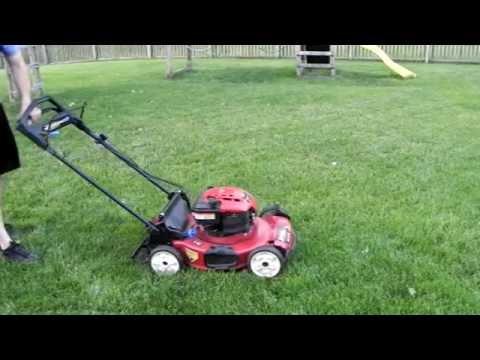 Toro Personal Pace Mower Rear Wheel Drive Grinding Repair