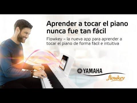 Aprende a tocar el piano o el teclado con Yamaha y Flowkey
