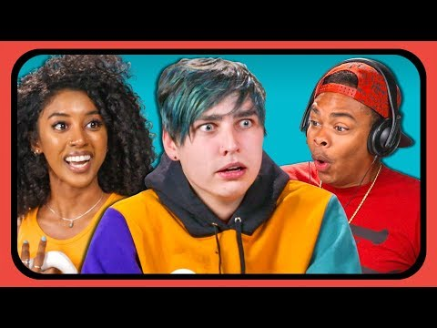 YouTubers React to Close Calls Compilation
