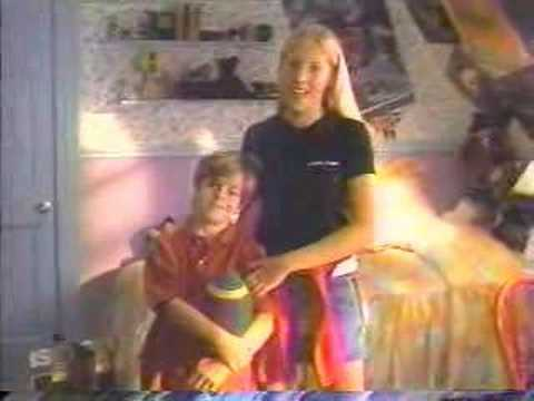 Mercedes McNab for AOL 1995