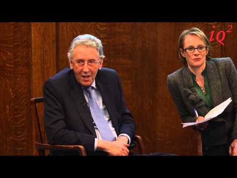 Lord Howell in conversation with Dr Pierre Noël on UK energy policy