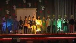 Weihnachtssingen 2012 Schule auf der Uhlenhorst Winterhuder Weg