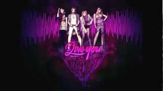 2NE1-I LOVE YOU (Japanese Version) AUDIO