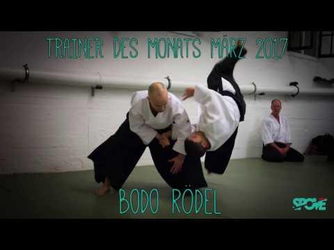 SPOVE Sportmotivation: Was ist Aikido ? Aikidomeister Bodo Rödel erklärt die Kampfkunst