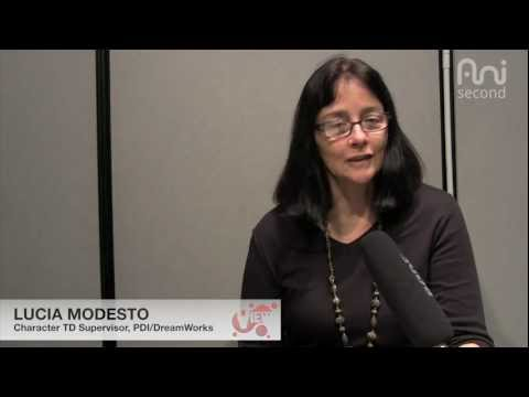 Lucia Modesto Interview VIEW Conference Part 2