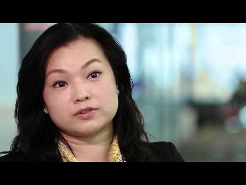 Maria Shares Her Experience Working for Global Data in Hong Kong at Bloomberg