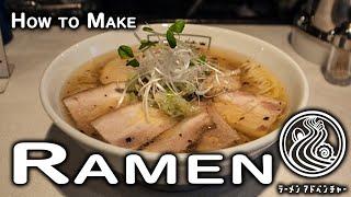 Tokyo Ramen Lesson
